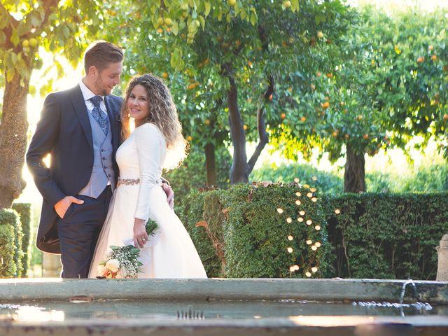 La boda de Elo y Jose en Jaén, Jaén 37