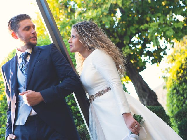 La boda de Elo y Jose en Jaén, Jaén 39