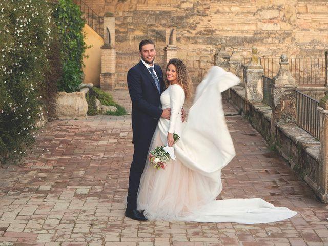 La boda de Elo y Jose en Jaén, Jaén 43