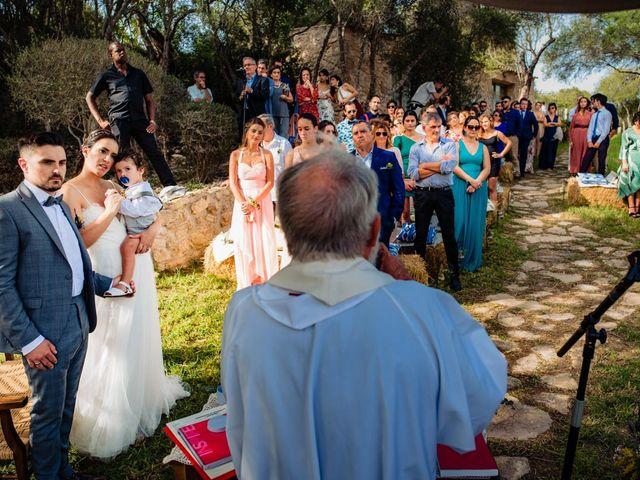 La boda de Josu y Xisca en Palma De Mallorca, Islas Baleares 35