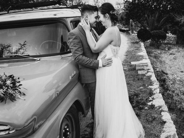 La boda de Xisca y Josu