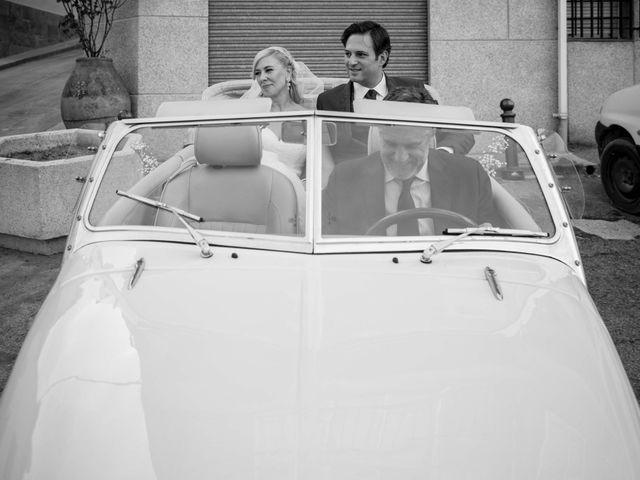 La boda de Eyad y Isabel en Campo Real, Madrid 9