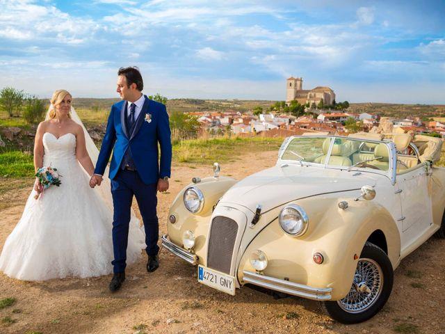 La boda de Eyad y Isabel en Campo Real, Madrid 11