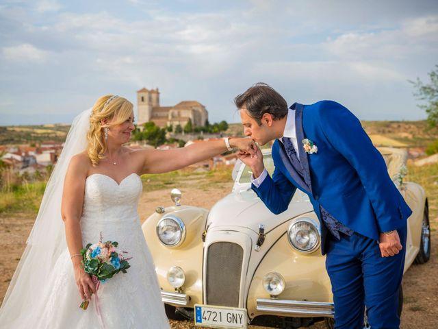 La boda de Isabel y Eyad