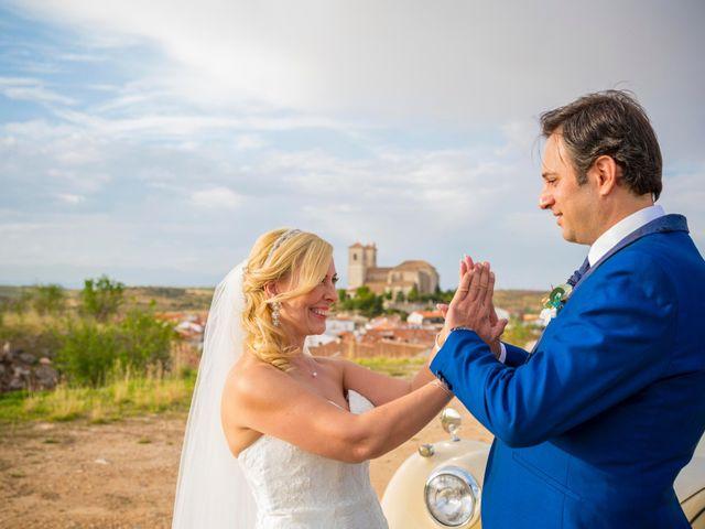 La boda de Eyad y Isabel en Campo Real, Madrid 12