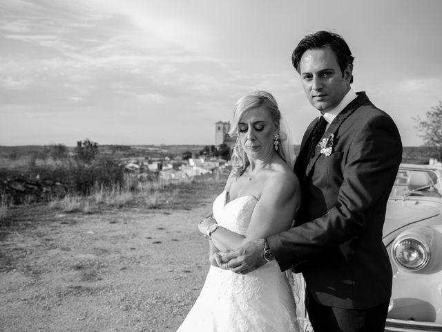 La boda de Eyad y Isabel en Campo Real, Madrid 13