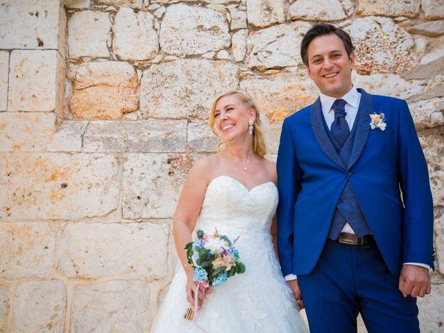 La boda de Eyad y Isabel en Campo Real, Madrid 14
