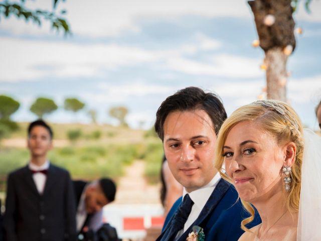 La boda de Eyad y Isabel en Campo Real, Madrid 16