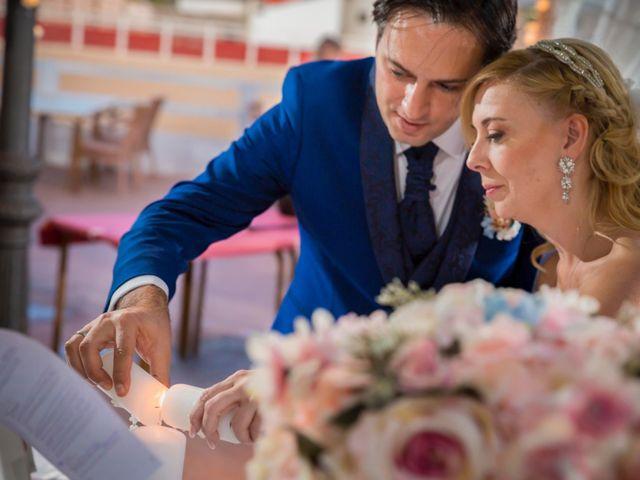 La boda de Eyad y Isabel en Campo Real, Madrid 20