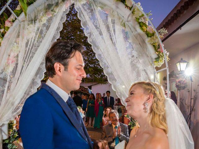 La boda de Eyad y Isabel en Campo Real, Madrid 21