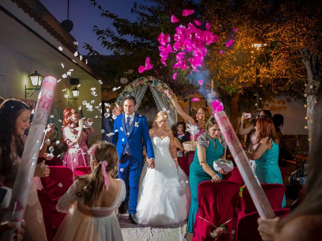 La boda de Eyad y Isabel en Campo Real, Madrid 22