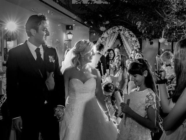 La boda de Eyad y Isabel en Campo Real, Madrid 23