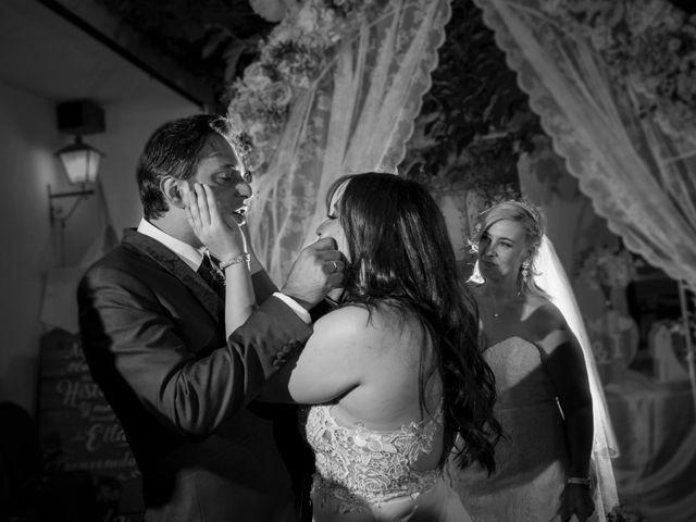 La boda de Eyad y Isabel en Campo Real, Madrid 24