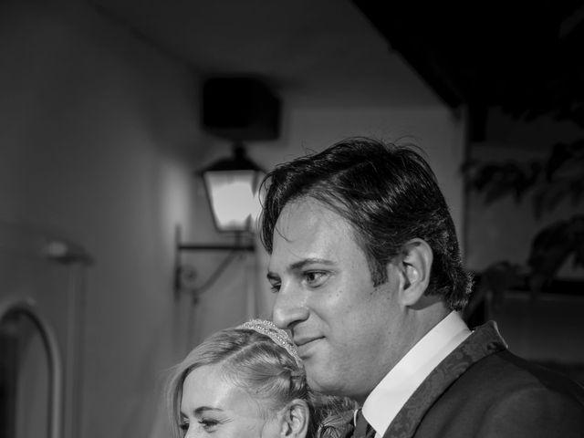 La boda de Eyad y Isabel en Campo Real, Madrid 25