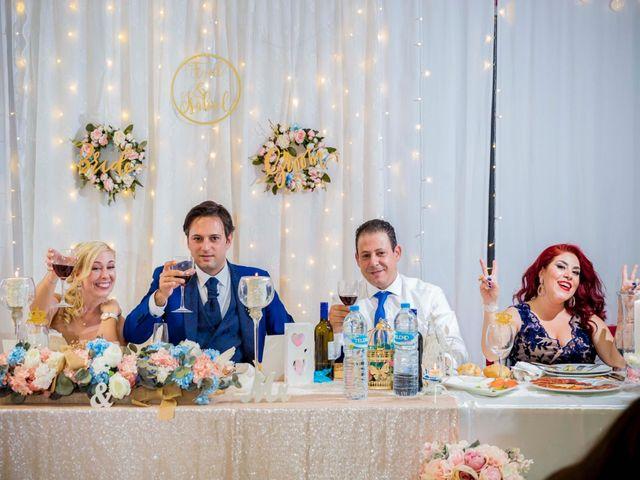 La boda de Eyad y Isabel en Campo Real, Madrid 27