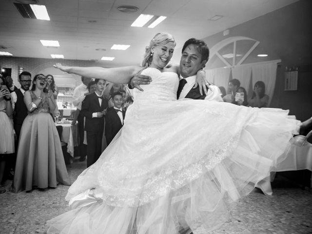La boda de Eyad y Isabel en Campo Real, Madrid 30