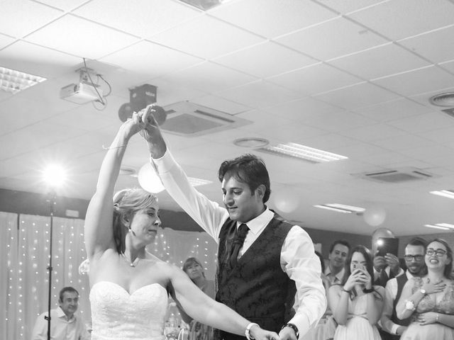 La boda de Eyad y Isabel en Campo Real, Madrid 31