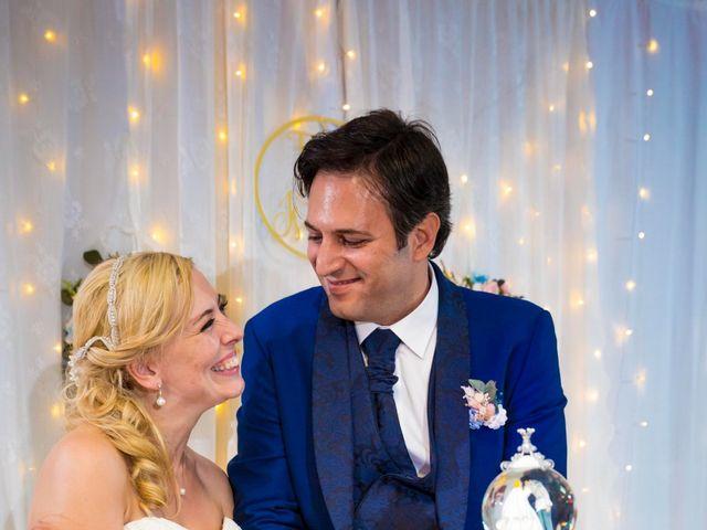 La boda de Eyad y Isabel en Campo Real, Madrid 33