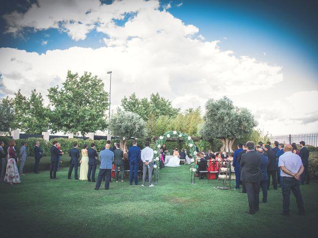 La boda de Jose Luís y Tamara en Aranjuez, Madrid 15
