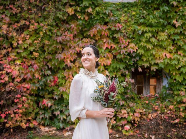 La boda de Pablo y Elena en Loiu, Vizcaya 1
