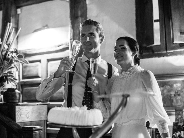 La boda de Pablo y Elena en Loiu, Vizcaya 31