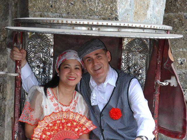 La boda de Princess y Glicerio en Getafe, Madrid 8