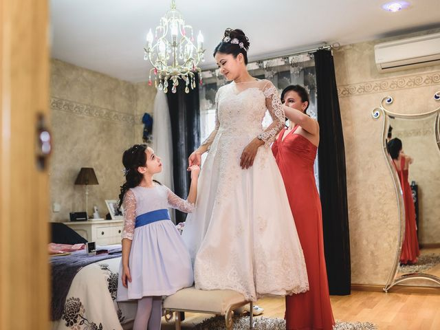 La boda de Princess y Glicerio en Getafe, Madrid 35