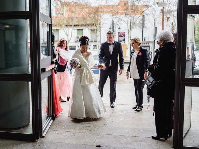 La boda de Princess y Glicerio en Getafe, Madrid 41