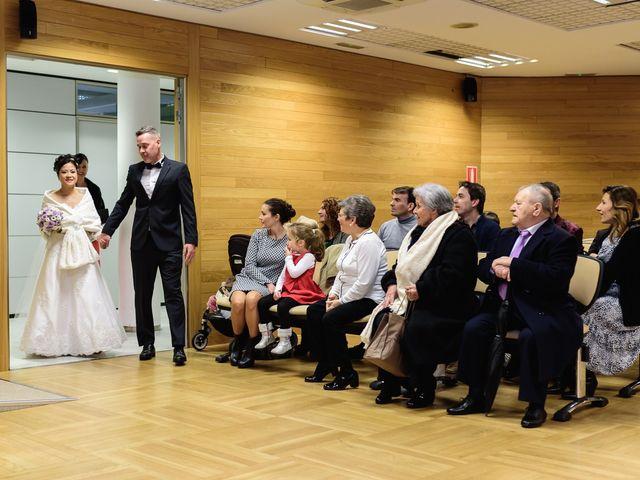 La boda de Princess y Glicerio en Getafe, Madrid 42
