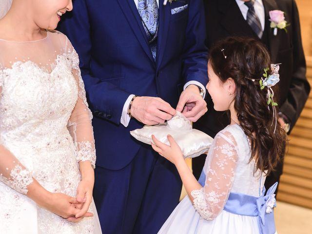 La boda de Princess y Glicerio en Getafe, Madrid 45