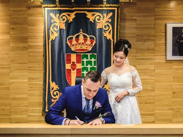 La boda de Princess y Glicerio en Getafe, Madrid 47