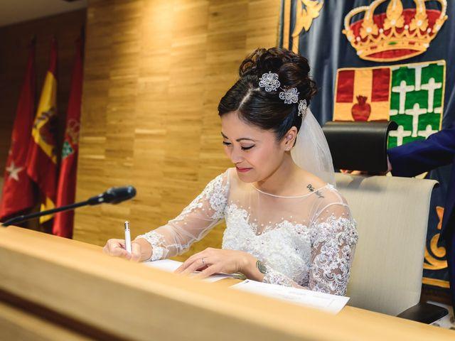 La boda de Princess y Glicerio en Getafe, Madrid 48