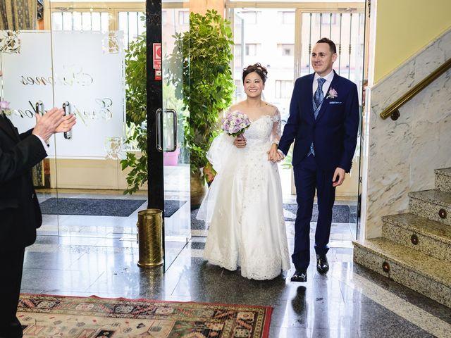 La boda de Princess y Glicerio en Getafe, Madrid 53