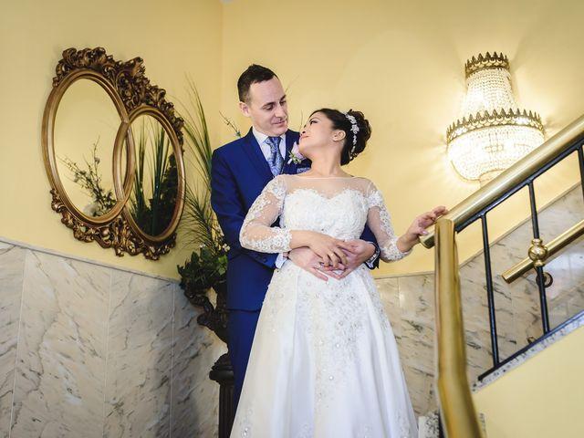 La boda de Princess y Glicerio en Getafe, Madrid 55