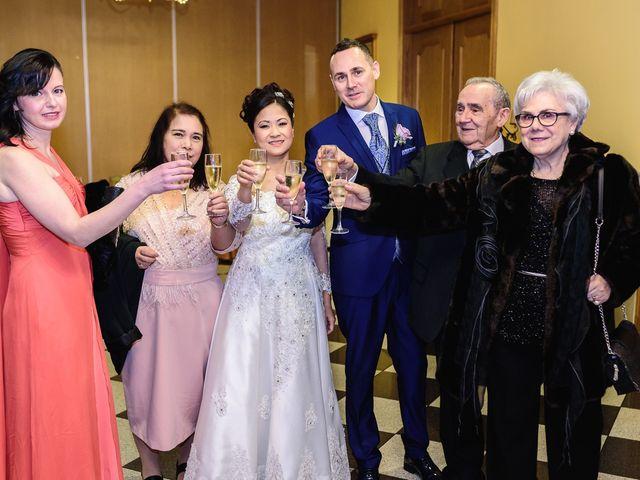 La boda de Princess y Glicerio en Getafe, Madrid 60
