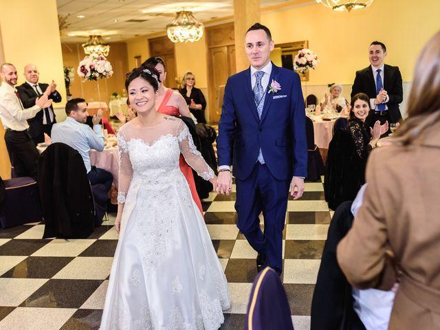 La boda de Princess y Glicerio en Getafe, Madrid 61