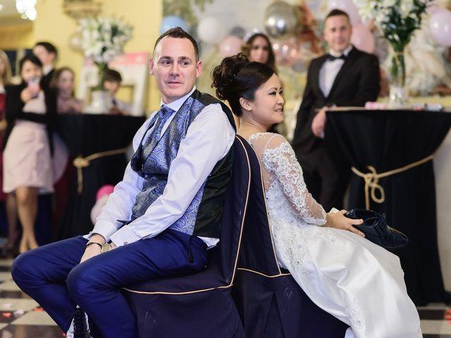 La boda de Princess y Glicerio en Getafe, Madrid 67