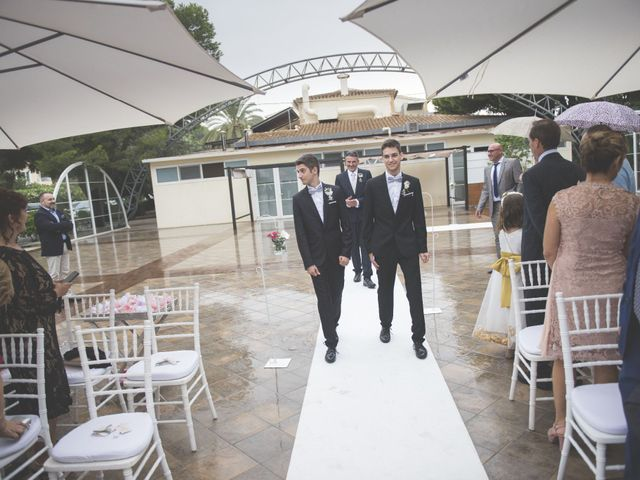 La boda de Pep y Gema en Dénia, Alicante 21