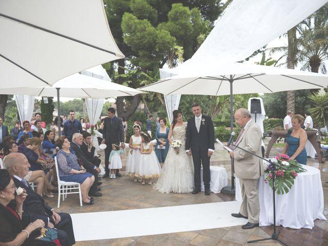 La boda de Pep y Gema en Dénia, Alicante 37