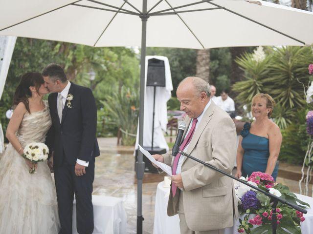 La boda de Pep y Gema en Dénia, Alicante 41