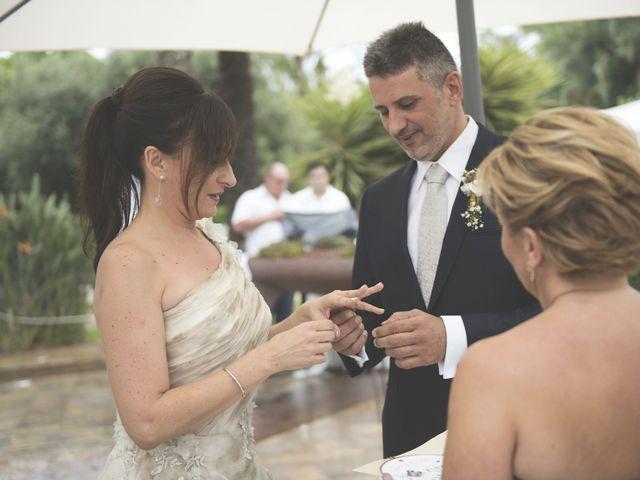 La boda de Pep y Gema en Dénia, Alicante 42