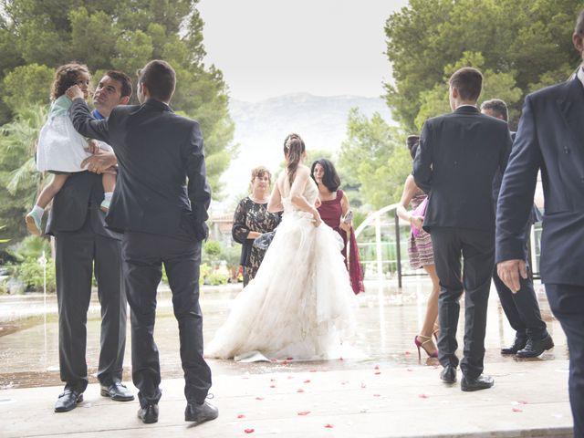 La boda de Pep y Gema en Dénia, Alicante 48