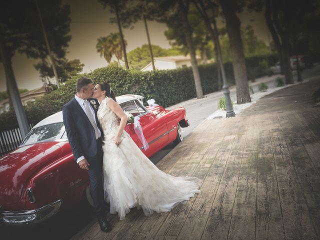 La boda de Pep y Gema en Dénia, Alicante 2