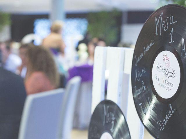 La boda de Pep y Gema en Dénia, Alicante 50