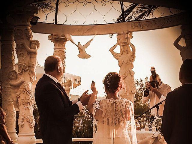 La boda de Ana y Antonio en Alhaurin El Grande, Málaga 2