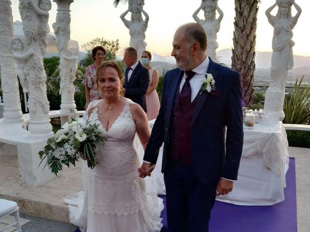 La boda de Antonio y Ana