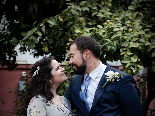 La boda de Eva y Daniel en La Rinconada, Sevilla 21