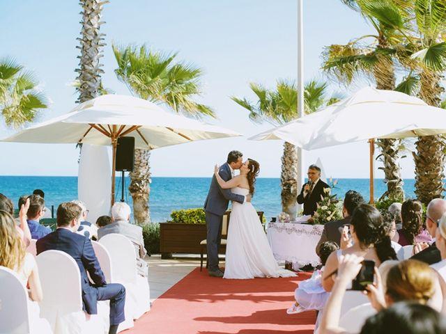 La boda de Dani y Paul