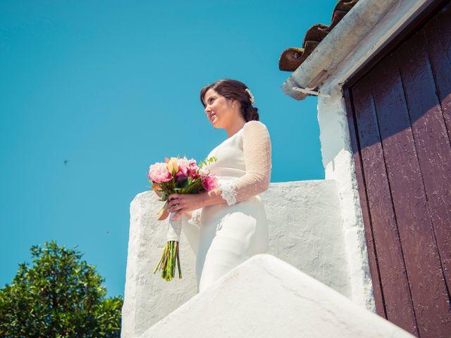 La boda de Jose Andrés y Almudena en Oliva De La Frontera, Badajoz 15
