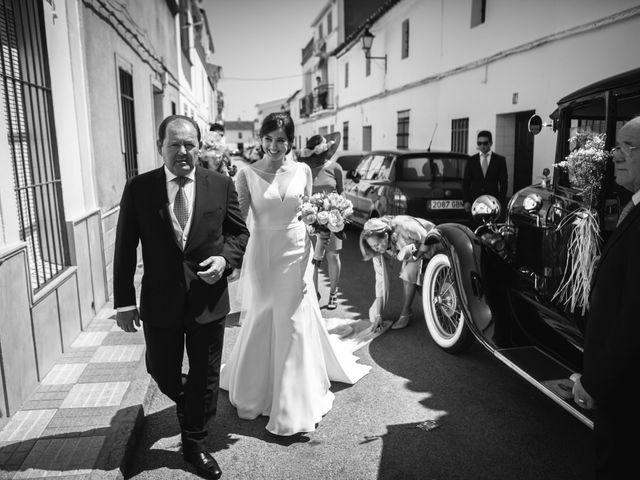 La boda de Jose Andrés y Almudena en Oliva De La Frontera, Badajoz 17